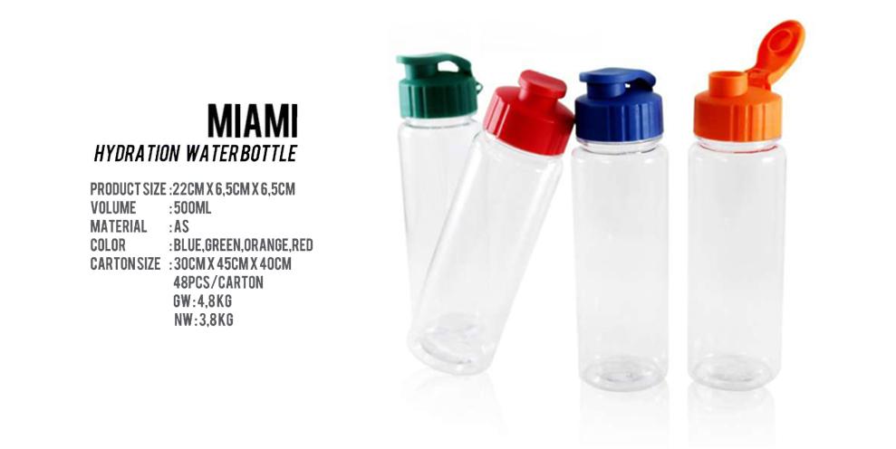 Spesifikasi Tumbler Miami