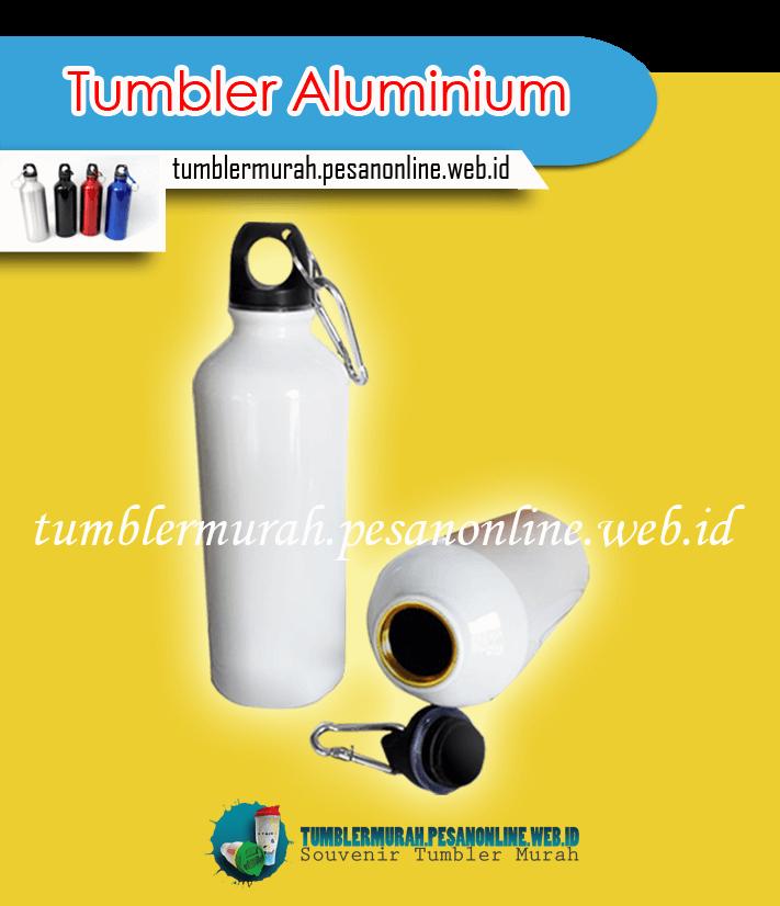 Jual Grosir Tumbler Aluminium