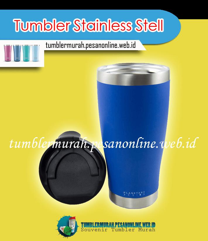 Cara Memilih Promosi Tumbler Stainless Steel