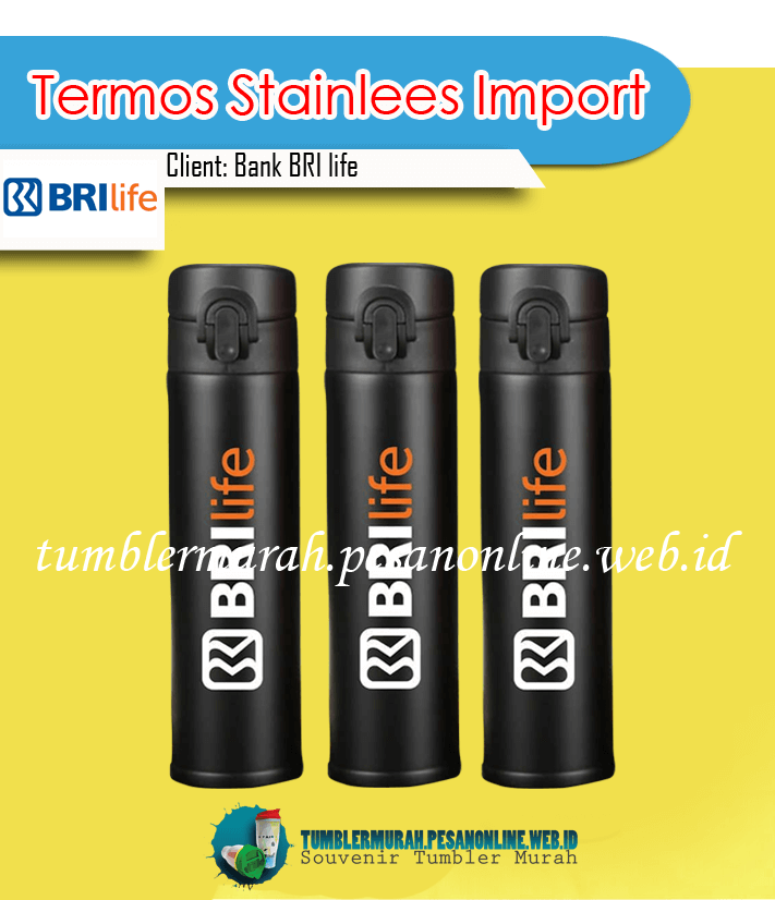 Tips Memilih Tumbler Custom Murah