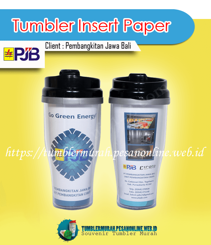 Distributor Tumbler Surabaya